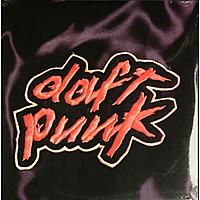 Виниловая пластинка DAFT PUNK - HOMEWORK (2 LP)