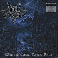 Виниловая пластинка DARK FUNERAL - WHERE SHADOWS FOREVER REIGN