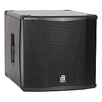 Профессиональный активный сабвуфер dB Technologies SUB15H