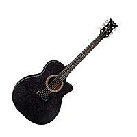 Гитара электроакустическая Dean E UQA TBK