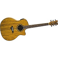 Гитара электроакустическая Dean EZEBRA