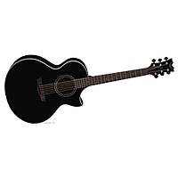 Гитара электроакустическая Dean NSFC CBK
