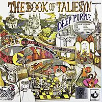 Виниловая пластинка DEEP PURPLE - BOOK OF TALIESYN