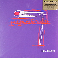Виниловая пластинка DEEP PURPLE - PURPENDICULAR (2 LP, 180 GR)