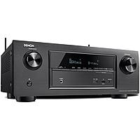"AV-ресивер Denon AVR-X3200W, обзор. Журнал ""Салон AudioVideo"""