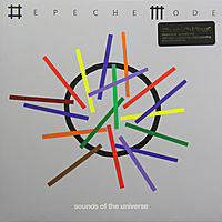 Виниловая пластинка DEPECHE MODE - SOUNDS OF THE UNIVERSE (2 LP)