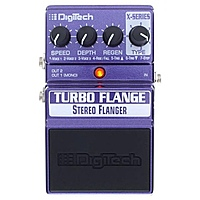 Педаль эффектов Digitech XTF Turbo Flange
