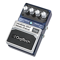 Педаль эффектов Digitech CR-7