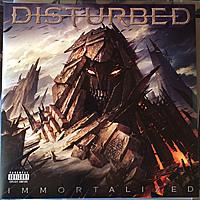 Виниловая пластинка DISTURBED - IMMORTALIZED (2 LP)