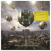 Виниловая пластинка DREAM THEATER - THE ASTONISHING (4 LP)