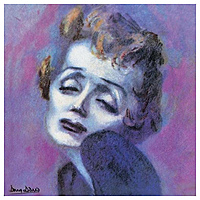 Виниловая пластинка EDITH PIAF - OLYMPIA 1961
