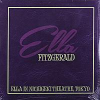 Виниловая пластинка ELLA FITZGERALD - ELLA IN NICHIGEKI THEATRE