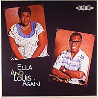 Виниловая пластинка ELLA FITZGERALD & LOUIS ARMSTRONG - ELLA & LOUIS AGAIN