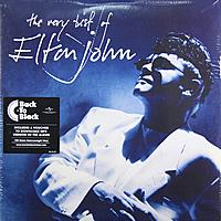 Виниловая пластинка ELTON JOHN - VERY BEST OF (2 LP, 180 GR)