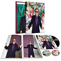 Виниловая пластинка ELTON JOHN - WONDERFUL CRAZY NIGHT (LP + 2 CD)