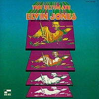 Виниловая пластинка ELVIN JONES - THE ULTIMATE