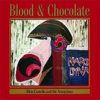 Виниловая пластинка ELVIS COSTELLO - BLOOD AND CHOCOLATE