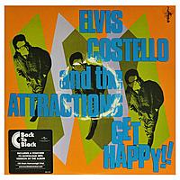 Виниловая пластинка ELVIS COSTELLO - GET HAPPY!! (2 LP)