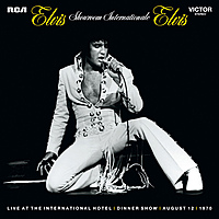 Виниловая пластинка ELVIS PRESLEY - SHOWROOM INTERNATIONALE (2 LP)