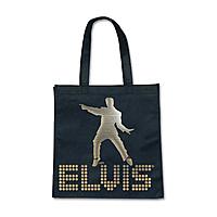 Сумка Elvis Presley - Silhouette Logo