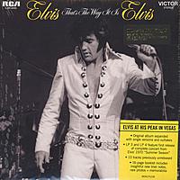 Виниловая пластинка ELVIS PRESLEY - THAT'S THE WAY IT IS (4 LP)