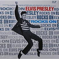 Виниловая пластинка ELVIS PRESLEY-ROCKS ON (2LP, 180 GR)