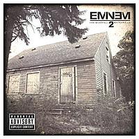 Виниловая пластинка EMINEM - THE MARSHALL MATHERS LP 2 (2 LP)