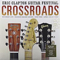 Виниловая пластинка ERIC CLAPTON - CROSSROADS GUITAR FESTIVAL 2013 (4 LP)