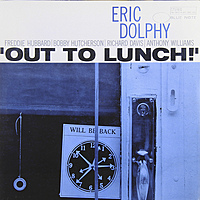 Виниловая пластинка ERIC DOLPHY - OUT TO LUNCH
