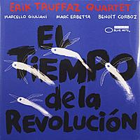 Виниловая пластинка ERIK TRUFFAZ - EL TIEMPO DE LA REVOLUCION (2 LP)