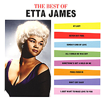 Виниловая пластинка ETTA JAMES - THE BEST OF