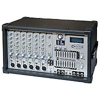 Микшерный пульт с усилением Eurosound Force-820USB