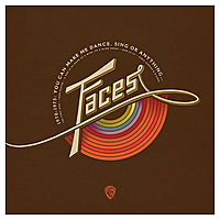 Виниловая пластинка FACES - YOU CAN MAKE ME DANCE, SING OR ANYTHING - 1970-1975 STUDIO ALBUM BOX SET (5 LP)