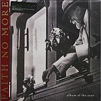 Виниловая пластинка FAITH NO MORE - ALBUM OF THE YEAR (180 GR)