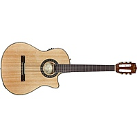 Гитара электроакустическая Fender CN-240SCE Thinline Natural