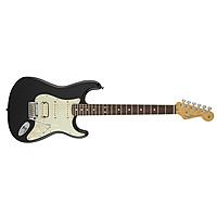 Электрогитара Fender American Deluxe Strat Plus HSS MN Mystic Black