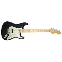 Электрогитара Fender American Elite Stratocaster HSS Shawbucker Maple Fingerboard Mystic Black