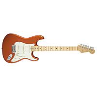 Электрогитара Fender American Elite Stratocaster Maple Fingerboard Autumn Blaze Metallic