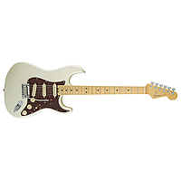 Электрогитара Fender American Elite Stratocaster Maple Fingerboard Olympic Pearl