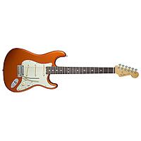 Электрогитара Fender American Elite Stratocaster Rosewood Fingerboard Autumn Blaze Metallic
