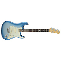 Электрогитара Fender American Elite Stratocaster Rosewood Fingerboard Sky Burst Metallic