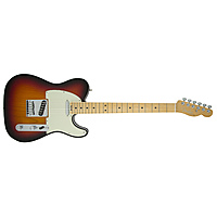 Электрогитара Fender American Elite Telecaster Maple Fingerboard 3-Color Sunburst