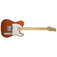 Электрогитара Fender American Elite Telecaster Maple Fingerboard Autumn Blaze Metallic
