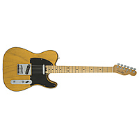 Электрогитара Fender American Elite Telecaster Maple Fingerboard Butterscotch Blonde