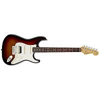 Электрогитара Fender AMERICAN STANDARD STRATOCASTER HSS SHAWBUCKER MN 3-Color Sunburst