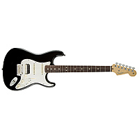Электрогитара Fender AMERICAN STANDARD STRATOCASTER HSS SHAWBUCKER RW BLK