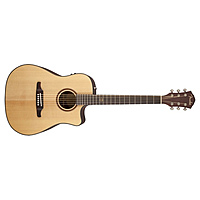 Гитара электроакустическая Fender F-1000CE Dreadnought Natural