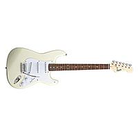 Электрогитара Fender Squier Bullet Strat Tremolo HSS RW Arctic White