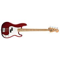 Бас-гитара Fender Standard Precision Bass MN Candy Apple Red Tint