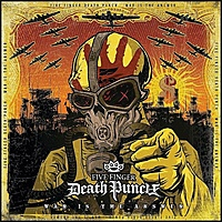 Виниловая пластинка FIVE FINGER DEATH PUNCH - WAR IS THE ANSWER